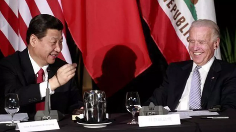 Will the incumbent President Joe Biden be subservient to Chinese Communist Party Politburo ?